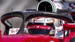 Halo System in Formula Uno 2018