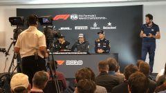 """F1 2018, GP USA, Austin. Hamilton: """"Una gara come le altre"""". E Alonso: """"È tra i 5 più grandi"""""""