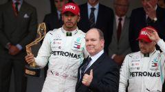 """GP Monaco, Hamilton ricorda Lauda: """"Ho lottato con il suo spirito"""""""