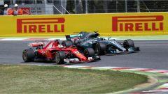 Hamilton contro Vettel - F1 2017 GP Spagna