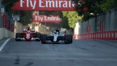 Hamilton contro Vettel nel 2017