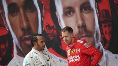 Hamilton e il sogno Ferrari che potrebbe non restare tale