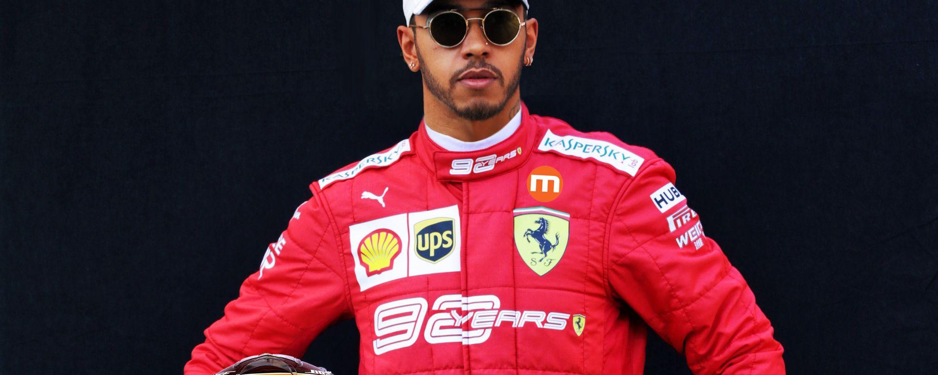 Hamilton e la Ferrari: un sogno destinato a restare tale? [Foto: MotorBox]