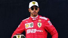 Domenicali conferma l'aggancio Hamilton-Ferrari