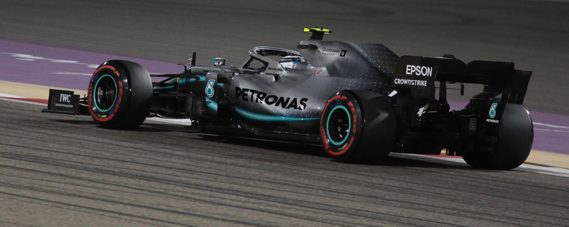 Hamilton ha chiuso il venerdì con il terzo tempo dietro Vettel e Leclerc