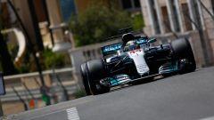 Hamilton - qualifiche F1 2017 GP Monaco