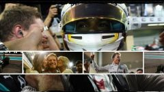 Hamilton VS Rosberg - Mercedes AMG F1
