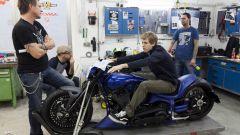 Hardcore: la moto di Vettel - Immagine: 15
