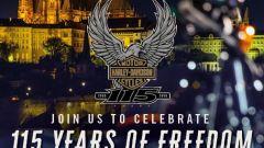 Harley-Davidson 115esimo anniversario