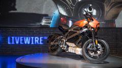 Harley Davidson 2019: L'elettrica Livewire a Eicma 2018 - Immagine: 3