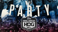 Harley-Davidson: il 25° H.O.G. Rally si sposta in Slovenia - Immagine: 1