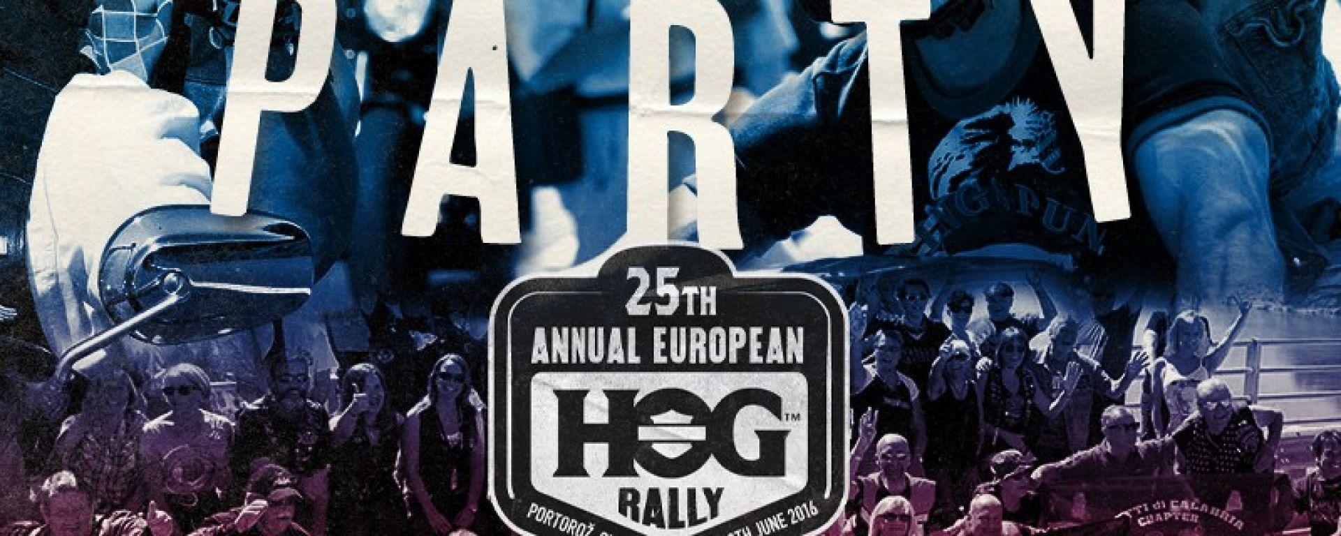 Harley-Davidson: il 25° H.O.G. Rally si sposta in Slovenia
