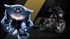 Harley-Davidson: 25 moto ispirate ai supereroi Marvel - Immagine: 16