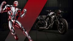 Harley-Davidson: 25 moto ispirate ai supereroi Marvel - Immagine: 25
