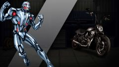 Harley-Davidson: 25 moto ispirate ai supereroi Marvel - Immagine: 14