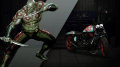Harley-Davidson: 25 moto ispirate ai supereroi Marvel - Immagine: 13