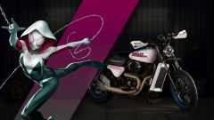 Harley-Davidson: 25 moto ispirate ai supereroi Marvel - Immagine: 9