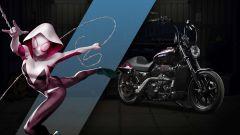 Harley-Davidson: 25 moto ispirate ai supereroi Marvel - Immagine: 8