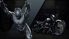 Harley-Davidson: 25 moto ispirate ai supereroi Marvel - Immagine: 7