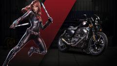 Harley-Davidson: 25 moto ispirate ai supereroi Marvel - Immagine: 5