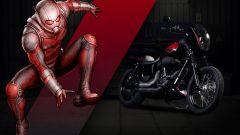 Harley-Davidson: 25 moto ispirate ai supereroi Marvel - Immagine: 3