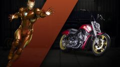 Harley-Davidson: 25 moto ispirate ai supereroi Marvel - Immagine: 22