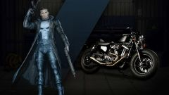 Harley-Davidson: 25 moto ispirate ai supereroi Marvel - Immagine: 21