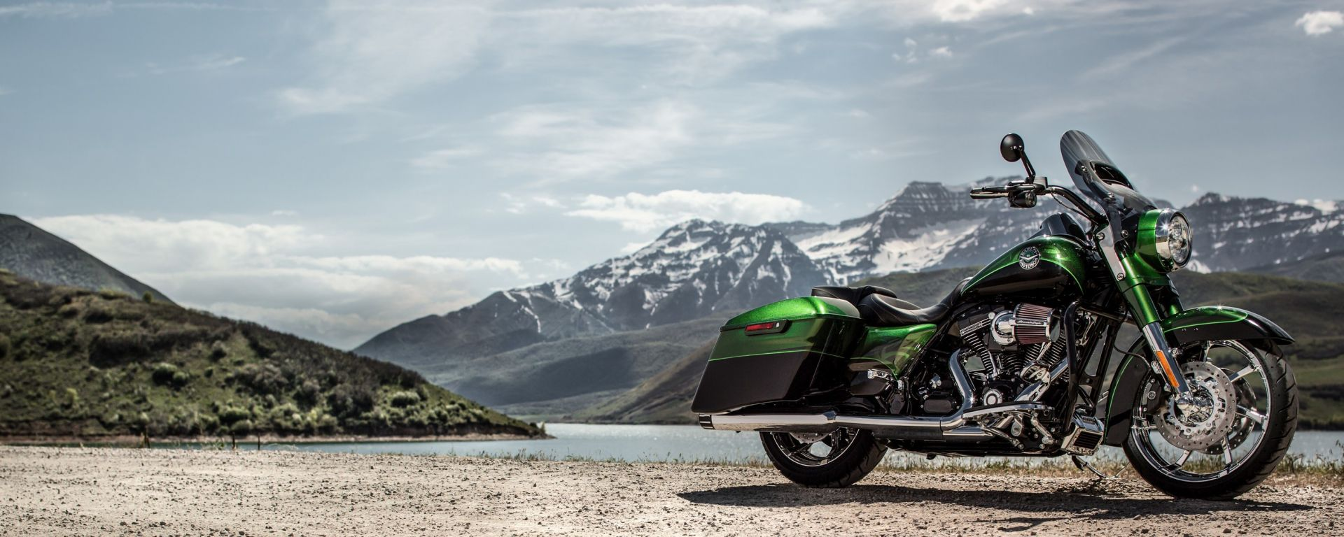 Harley-Davidson: 30 mila moto ai box