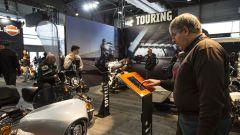 Harley-Davidson a MBE