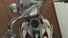 Harley Davidson: all' asta quella di EWAN MCGREGOR su Catawiki - Immagine: 2