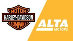 Harley Davidson Alta Motors