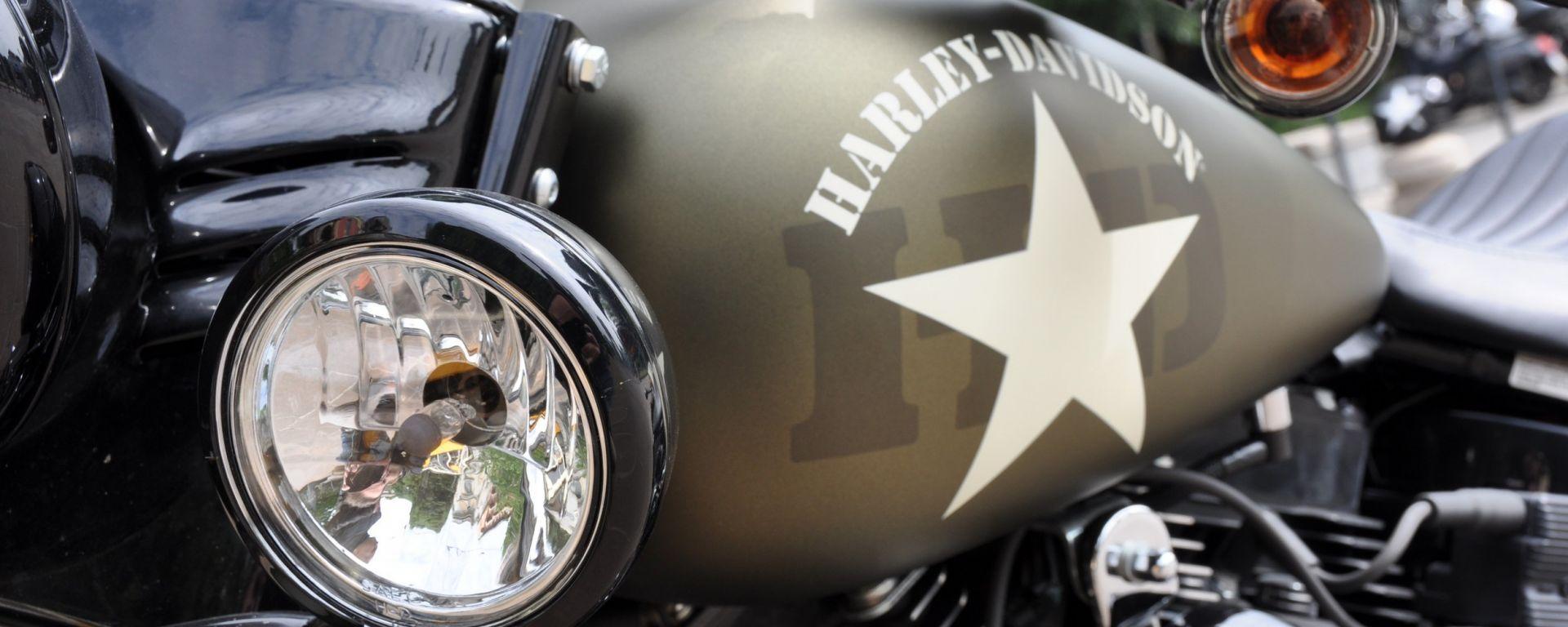Harley-Davidson: arriva l'assistenza stradale