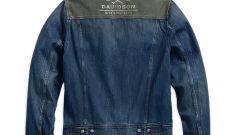Harley Davidson Black Label DENIM TRUCKER JACKET retro
