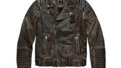 Harley Davidson Black Label LEATHER BIKER JACKET