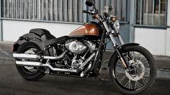 Harley Davidson Blackline - Immagine: 15