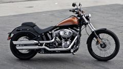 Harley Davidson Blackline - Immagine: 18