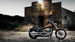 Harley Davidson Blackline - Immagine: 1