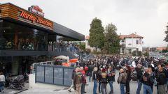 Harley-Davidson Breva e Tivan, l'inaugurazione