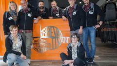 Harley-Davidson Breva e Tivan, lo staff