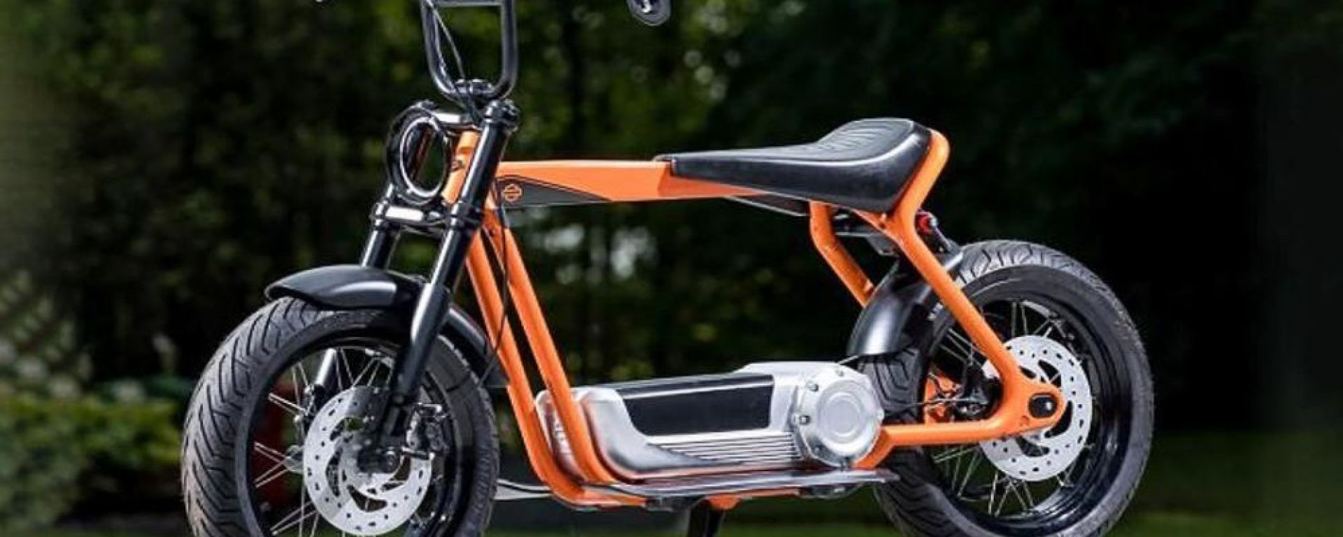 Harley-Davidson City Speedster: lo scooter elettrico