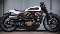 Harley-Davidson custom 1250, la novità svelata online