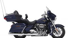 Harley-Davidson CVO Limited, blue