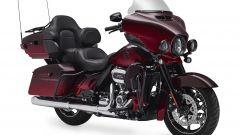 Harley-Davidson CVO Limited, red (vista frontale)