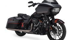 Harley-Davidson CVO Road Glide black, vista frontale