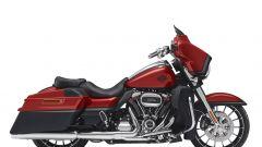 Harley-Davidson CVO Street Glide, red