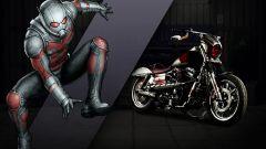Harley-Davidson di Antman