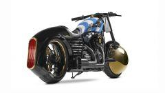 """Yo Soy El Diego"", la Harley-Davidson Fat Bob dedicata a Maradona - Immagine: 3"