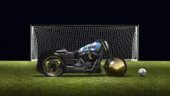 """Yo Soy El Diego"", la Harley-Davidson Fat Bob dedicata a Maradona - Immagine: 4"