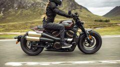 Harley-Davidson: ecco la Sportster 1250 S. Foto e caratteristiche