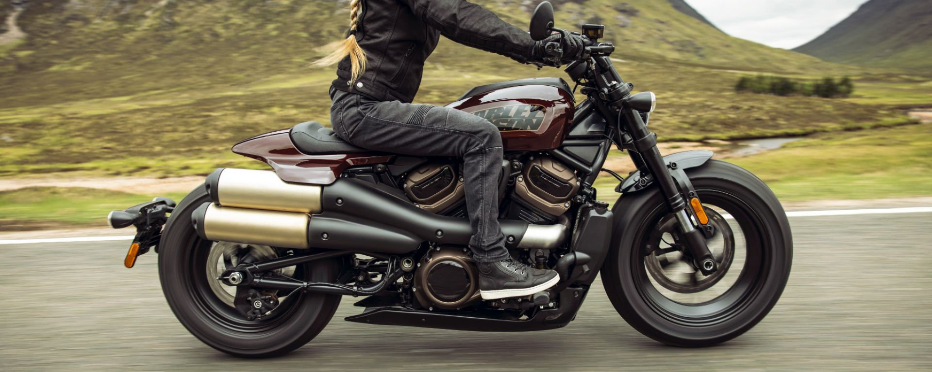 Nuovo Sportster Harley-Davidson: foto, caratteristiche e prezzo